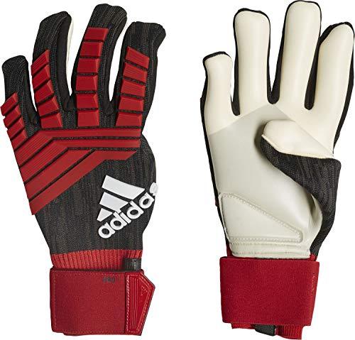 adidas Erwachsene Predator Pro Torwarthandschuhe Black/Red/White 11