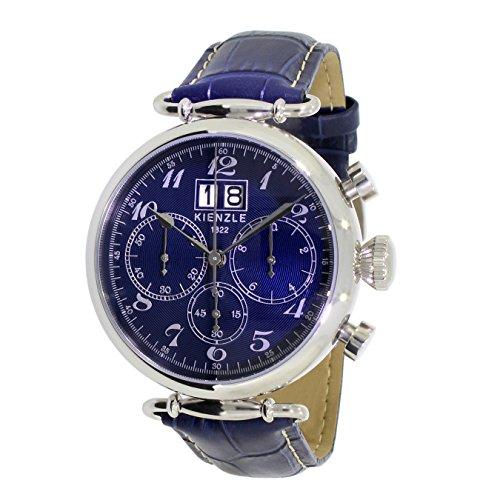 1822Retro Orologio da polso uomo KIENZLE, cronografo, K17–00106