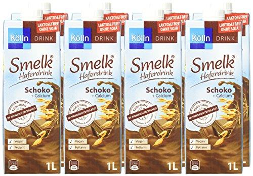 Kölln Smelk Haferdrink Schokolade – 8 x 1l - 2