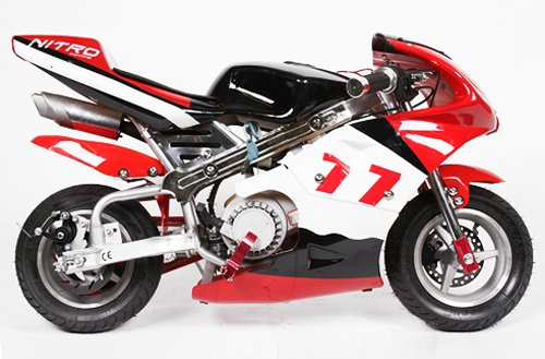 Pocketbike PS77