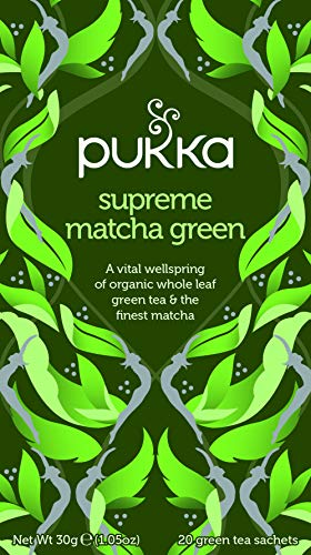 Green MatchaTee-Aufgussbtl22901