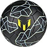 #2: Larjonna Adidas Messi Q3 Grey/Black Replica Football (Size-5)