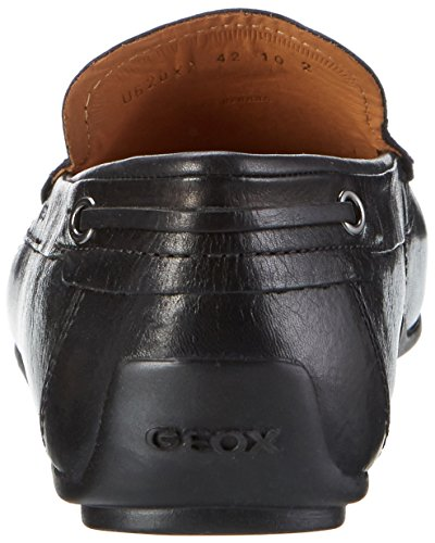 Geox U Giona A, Mocassins Homme Noir (Blackc9999)