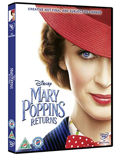 Image of Mary Poppins Returns [DVD] [2018]
