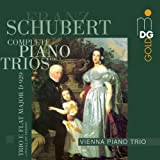 Schubert: Complete Piano Trios Vol.1