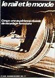 Telecharger Livres RAIL ET LE MONDE LE No 14 du 01 11 1980 LES VOEUX DU PRESIDENT DE L OFERMAT U A C LA 8E ASSEMBLEE GENERALE S EST TENUE A DOUALA DU 27 AU 31 OCTOBRE ALGERIE LE CHEMIN DE FER ET LE SEISME D EL ASNAM COTE D IVOIRE HAUTE VOLTA DES TELECOMMUNICATIONS MODERNES POUR LE CHEMIN DE FER ABIDJAN NIGER MALI M SAVANE NOUVEAU DIRECTEUR GENERAL DU CHEMIN DE FER CONGO SUR LES CHANTIERS DE LA NOUVELLE SECTION DU CFCO PARIS LA GARE DES TGV DESSERVIRA TOUTE LA REGION PA (PDF,EPUB,MOBI) gratuits en Francaise