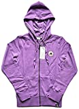 Converse Chuck Taylor All Star KAPUZENPULLOVER / Hoodie - Color: Orchid Größe: S - Orchid / Lila