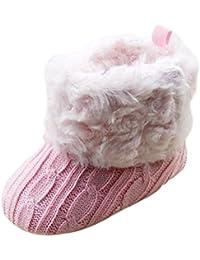Amazon.es: lanas para tejer bebe: Zapatos y complementos