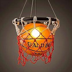 PRIDE S Americana, retro, Creatividad, Personalidad, tema de los deportes, el arte, la lámpara de Baloncesto