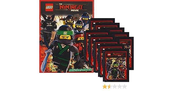 Sticker 35 Blue Ocean The LEGO Movie 2