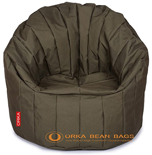 Orka XXXL Big Boss Chair Cover - Green  available at amazon for Rs.1499
