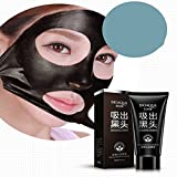 Yinew 1PC Face Nose Skin Care Facial Mask Blackhead Remover Peeling Black Head Acne T Zone Oil Control