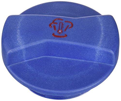 febi bilstein 14700 Kühlerverschlussdeckel/Kühlerdeckel für Ausgleichsbehälter, blau, 1 Stück