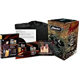 Granada Drum Racing Pack Cajón avec méthode de Flamenco + DVD + Housse