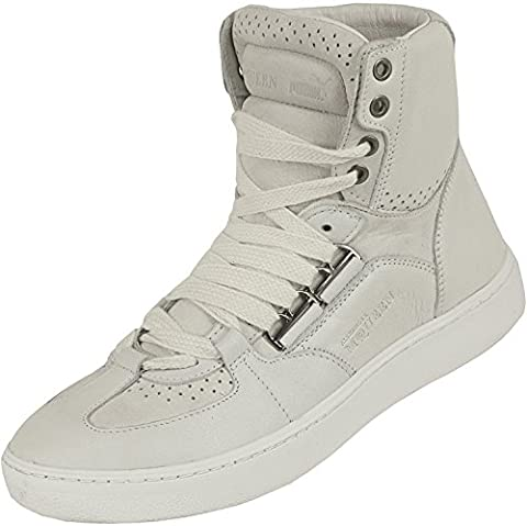 Alexander Mcqueen Joust Mid Iv Trainers white Uk 7.5 by Puma