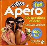Cuboquiz Apéro fun : 400 questions et défis