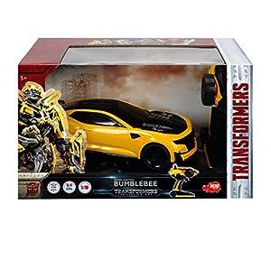 Dickie de Juguete 203117001-RC Transformers Bumblebee, Juego