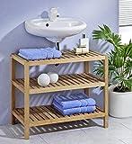 Waschbeckenunterschrank Regal