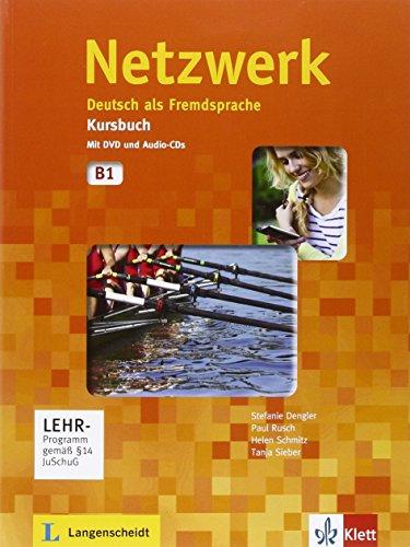 Netzwerk. B1. Kursbuch-Arbeitsbuch-Glossar A1. Con espansione online. Per le Scuole superiori. Con CD Audio. Con DVD-ROM: 3