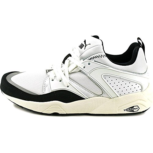 Puma Blaze Of Glory Primary Synthétique Baskets White-Black