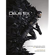 The Art of Deus Ex Universe.