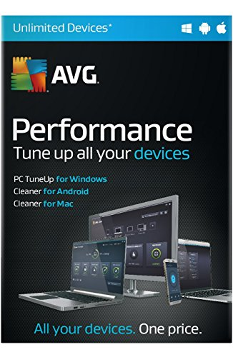 AVG Performance 2 Year Unlimited...