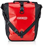 Ortlieb Sport-Roller Classic QL2.1 Saddle Bag - Red/Black, 25 Litre