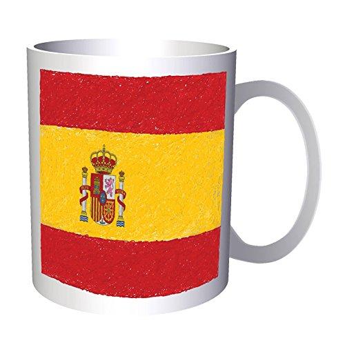 Nueva Bandera De España Arte 330 ml taza i221