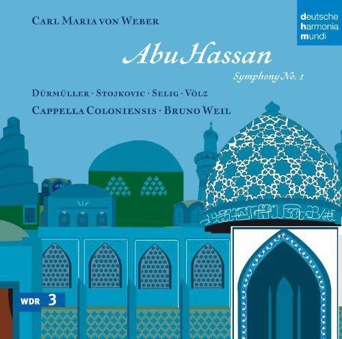 Abu Hassan / Sinfonie Nr. 1