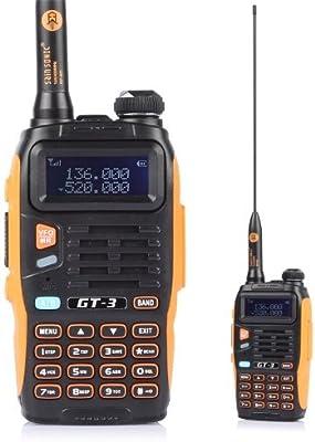 BaoFeng GT-3 two-way radios - Walkie-Talkie
