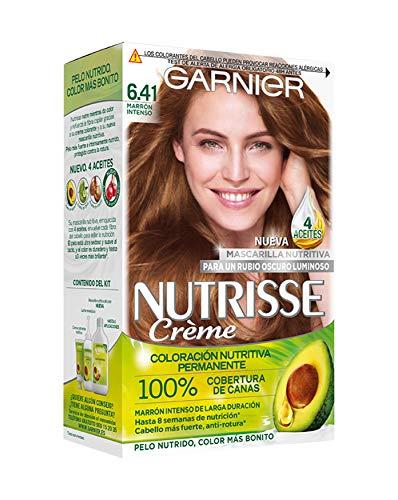 Garnier Nutrisse Creme Coloración permanente mascarilla