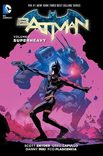 heavy (The New 52) (Batman: the New 52!) ()