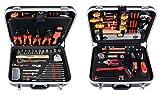 Projahn 8683 Werkzeugkoffer ELEKTRO 128-tlg.