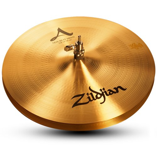 HI HAT 14 A ZILDJIAN NEW BEAT PAR