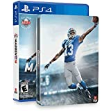 Madden NFL 16 & SteelBook (Amazon Exclusive) - PlayStation 4 by Electronic Arts
