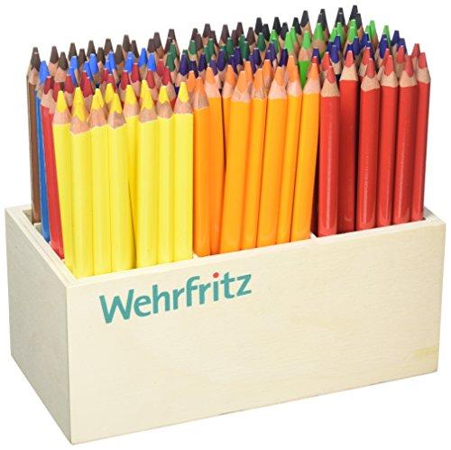 Wehrfritz 073045 Stifte-Set dreiflächig