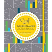 Craft Inc. Business Planner by Mateo, Meg ( Author ) ON Oct-03-2009, Paperback