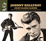 Eight Classic Albums Johnny Hallyday (4 CD)