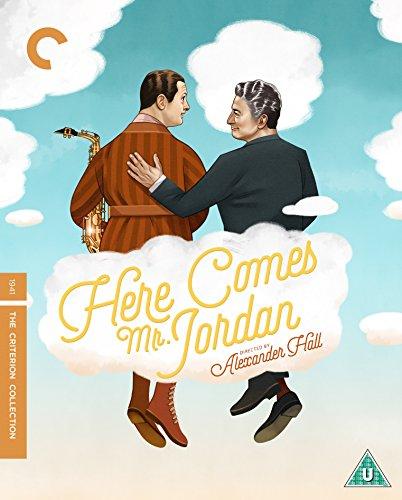 Bild von Here Comes Mr. Jordan [Blu-ray] [UK Import]