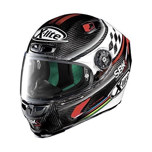 Preisvergleich Produktbild Helm X-Lite Integralhelm x-803 Ultra Carbon SBK 017 Größe XXL