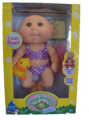 cabbage-patch-kids-tiny-newborn-splash-and-fun-caucasian-girl-doll-brown-eye