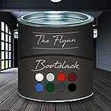 The Flynn 2K Bootslack hochwertiger Yachtlack für GFK