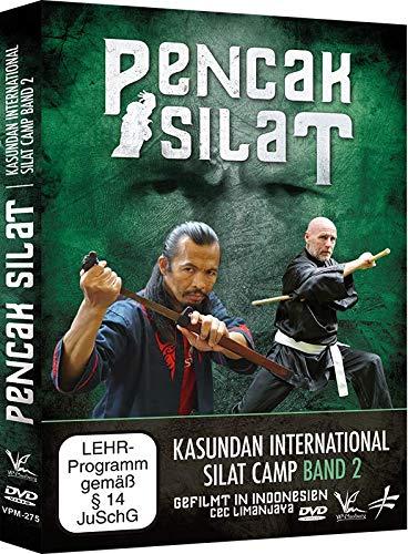 Pencak Silat Kasundan International Silat Camp Vol.2