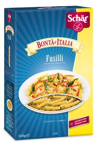 Schär Pâtes Fusilli sans Gluten 500 g