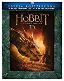 Hobbit: The Desolation of Smaug Extended Edition (BOX) [3Blu-Ray]+[2Blu-Ray 3D] [Region B] (IMPORT) (Keine deutsche Version)