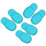 Rosenice - Parche para ojos (6 unidades), color azul
