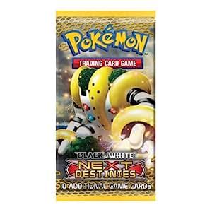 Pokemon Black & White Next Destinies Booster