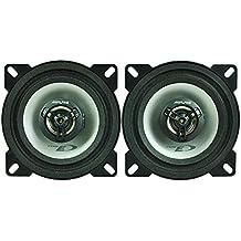 Alpine SXE-1025S - Altavoces (180 W, 25 W RMS, 100 - 20000 Hz, 90 dB), color negro