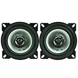 Alpine SXE-1025S 2-way 180W car speaker - Car Speakers (2-way, 180 W, 25 W, 90 dB, 100 - 20000 Hz)
