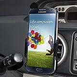 Amzer Support fixation grille aération voiture pour Samsung Galaxy S4